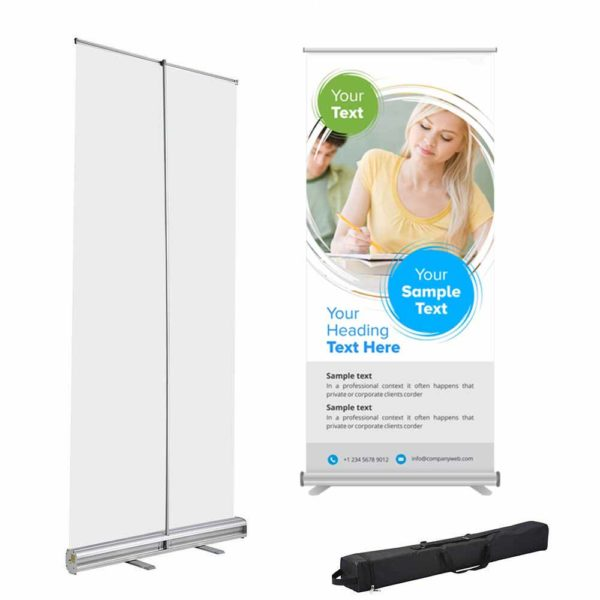 iproduction pull up banner